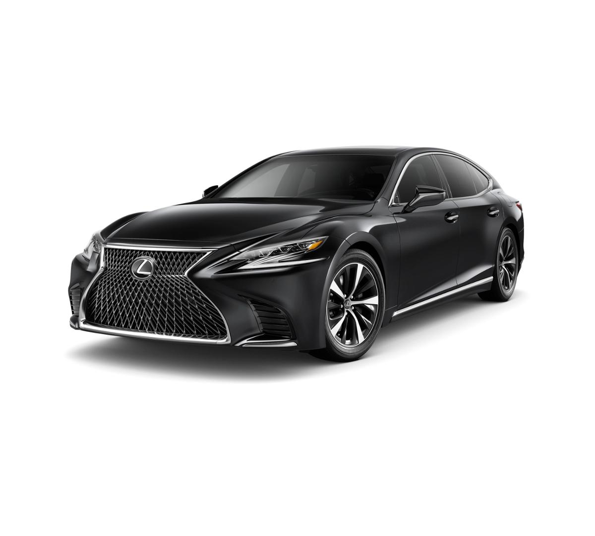 2019 Lexus LS 500 Vehicle Photo in Charlotte, NC 28269