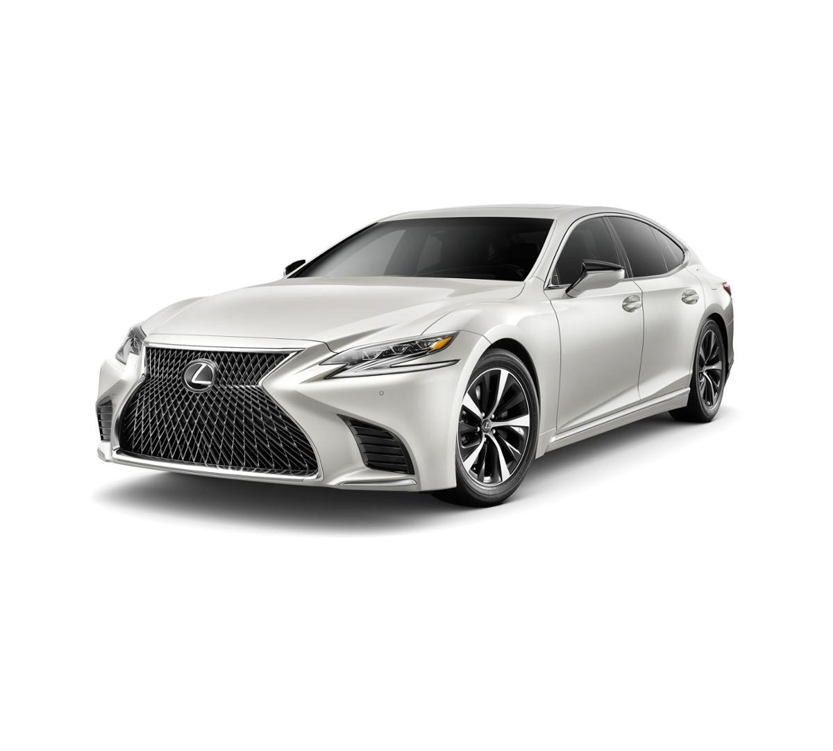 2019 Lexus LS 500 Vehicle Photo in El Monte, CA 91731