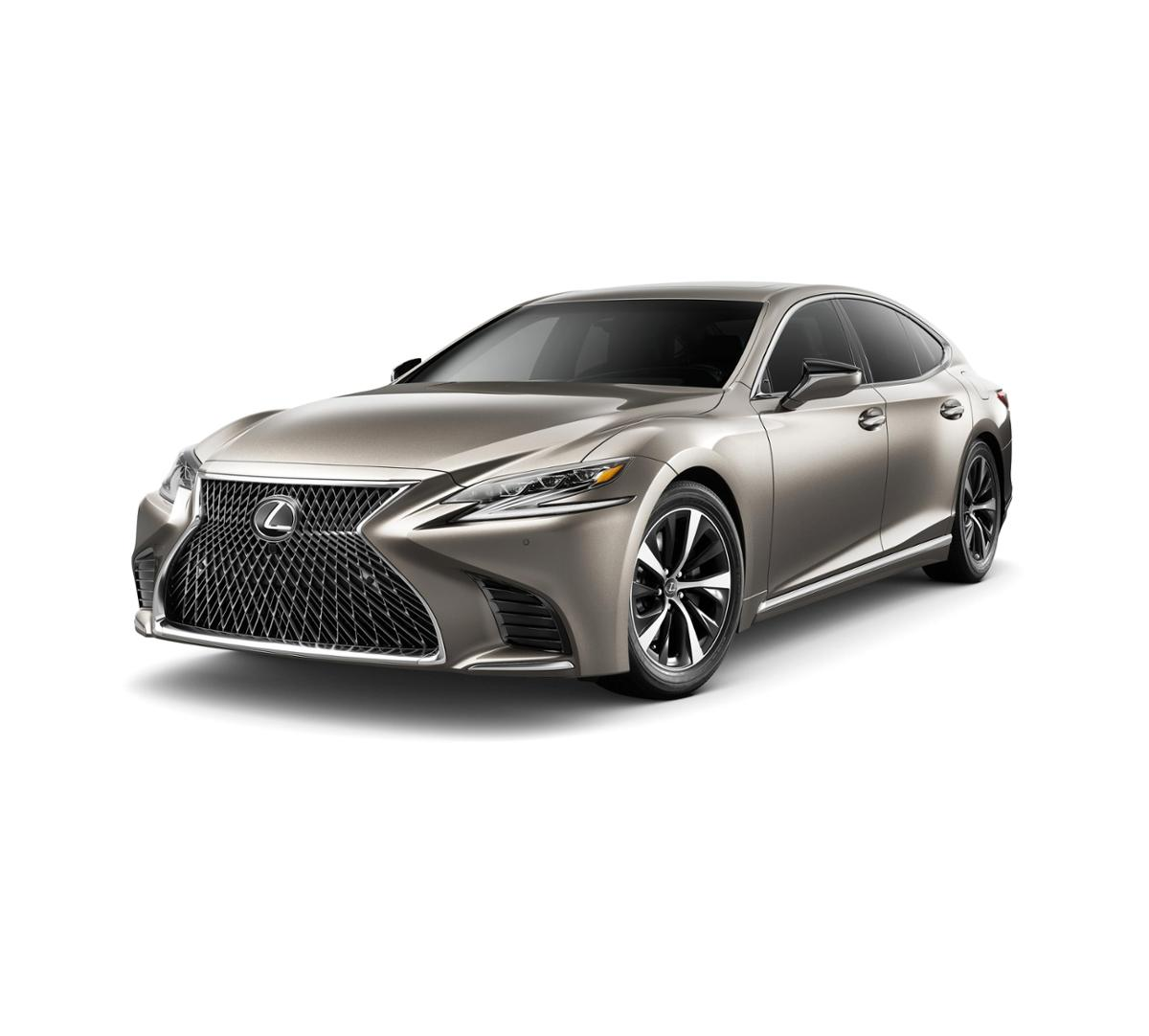 2019 Lexus LS 500 Vehicle Photo in Sacramento, CA 95821