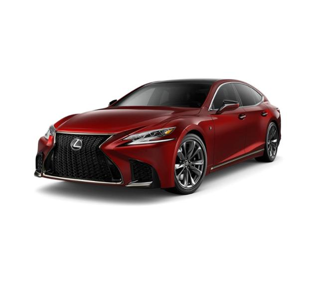 2019 Lexus Ls 500 For Sale In Oklahoma City Jthb51ff3k5007587