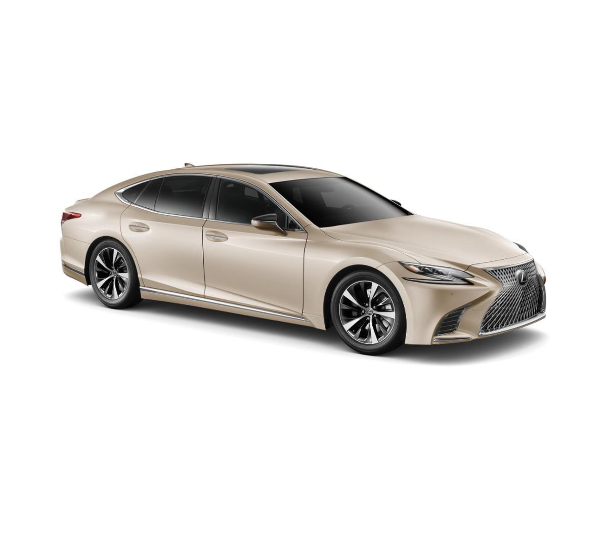 New 2019 Lexus LS 500 For Sale At Lexus Of Westport, Your