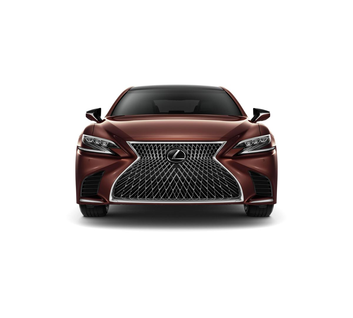 Lexus Of Memphis Used Cars: Towson Autumn Shimmer 2019 Lexus LS 500: New Car For Sale