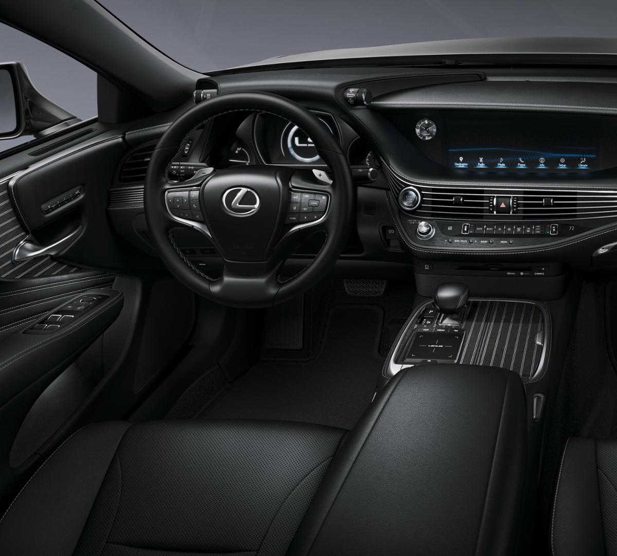2019 Lexus Is Interior: New 2019 Lexus LS 500 For Sale In Farmingdale, NY