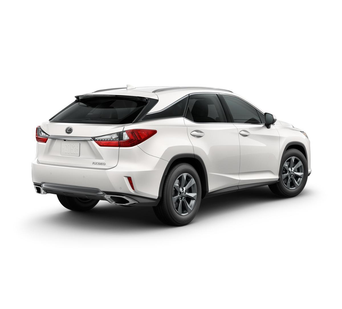 Cadillac Dealer Pembroke Pines: Oakland Eminent White Pearl 2019 Lexus RX 350 Suv For Sale