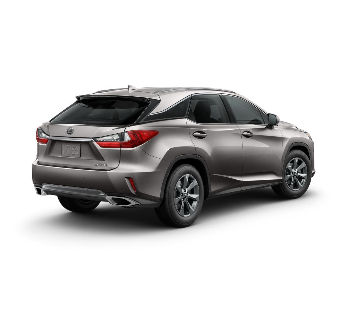 Lexus Rx 350 Lease: Towson Atomic Silver 2019 Lexus RX 350: New Suv For Sale