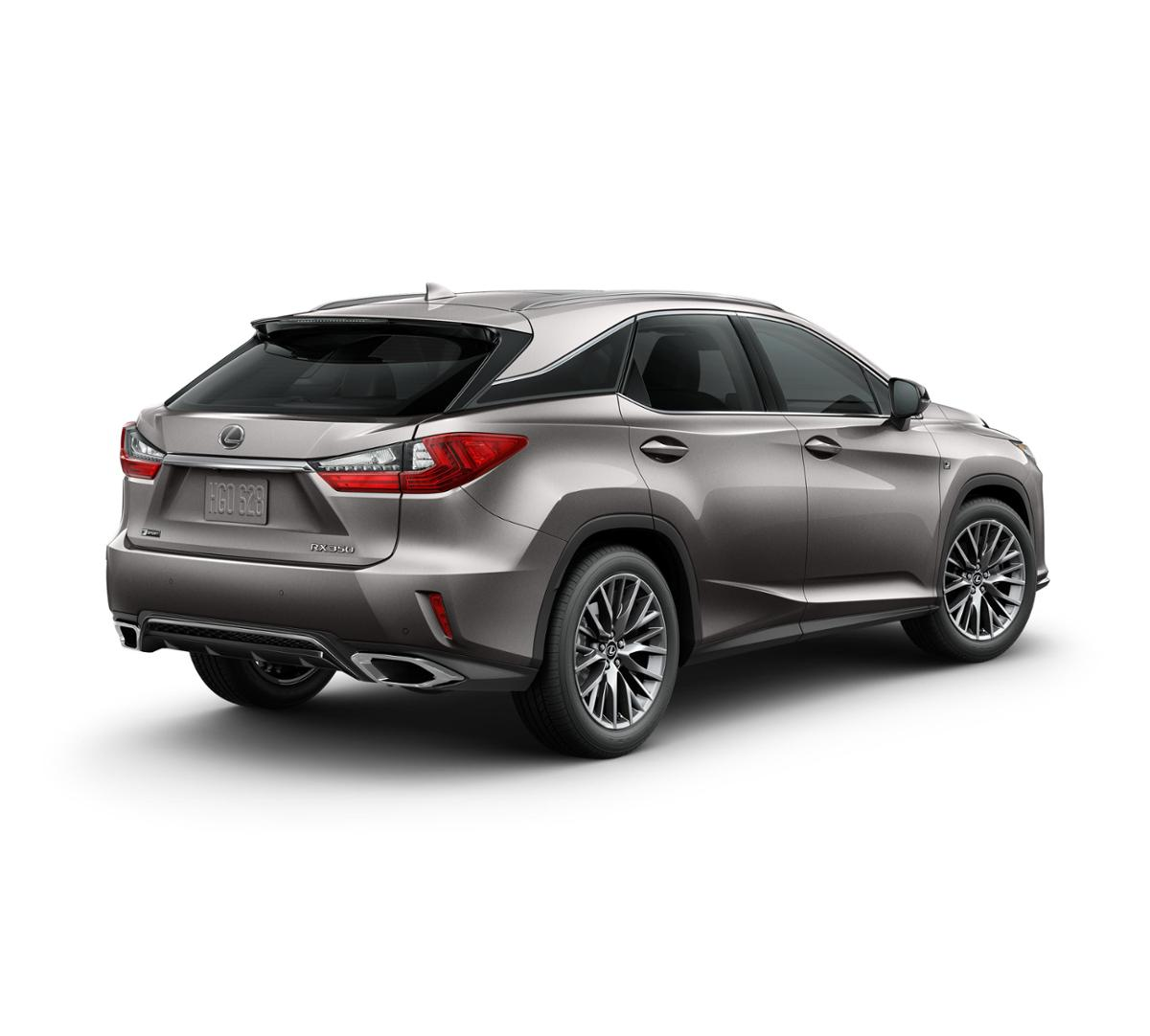 2019 Atomic Silver RX 350 F SPORT Lexus RX 350 For Sale In