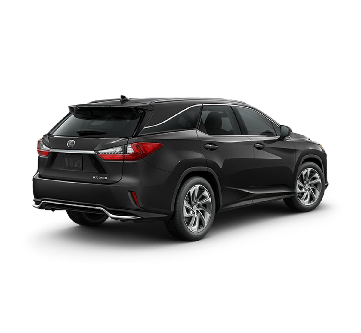 Lexus Dealerships In Ct: East Haven Lexus RX 350L 2019 Caviar: New Suv For Sale