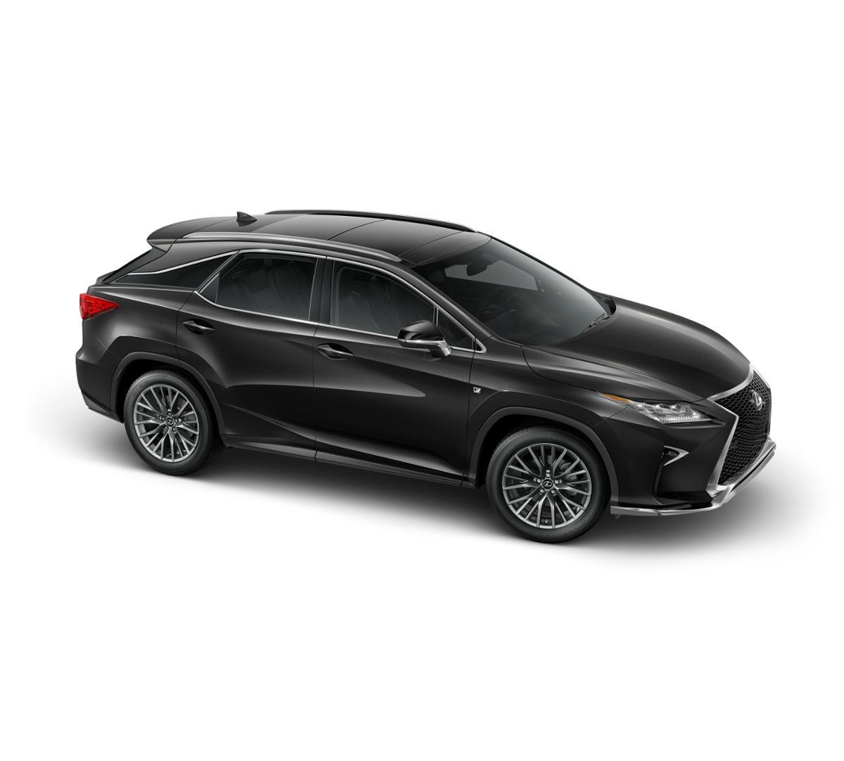 Lexus Rx350 Lease: Caviar 2019 Lexus RX 350 F SPORT Alexandria