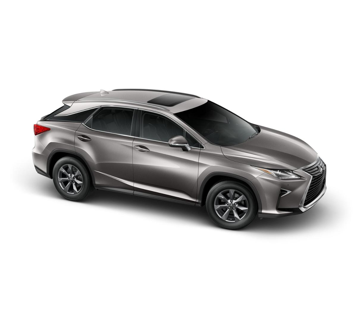 New 2019 Lexus RX 350 (Atomic Silver) For Sale In Houston
