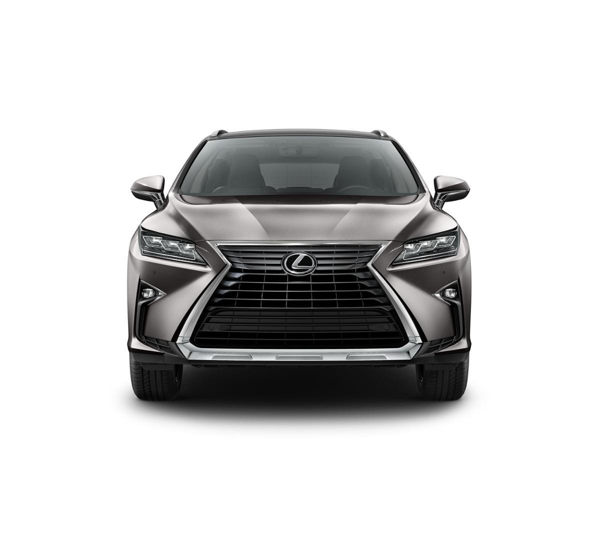 Birmingham Atomic Silver 2019 Lexus RX 350: New Suv For