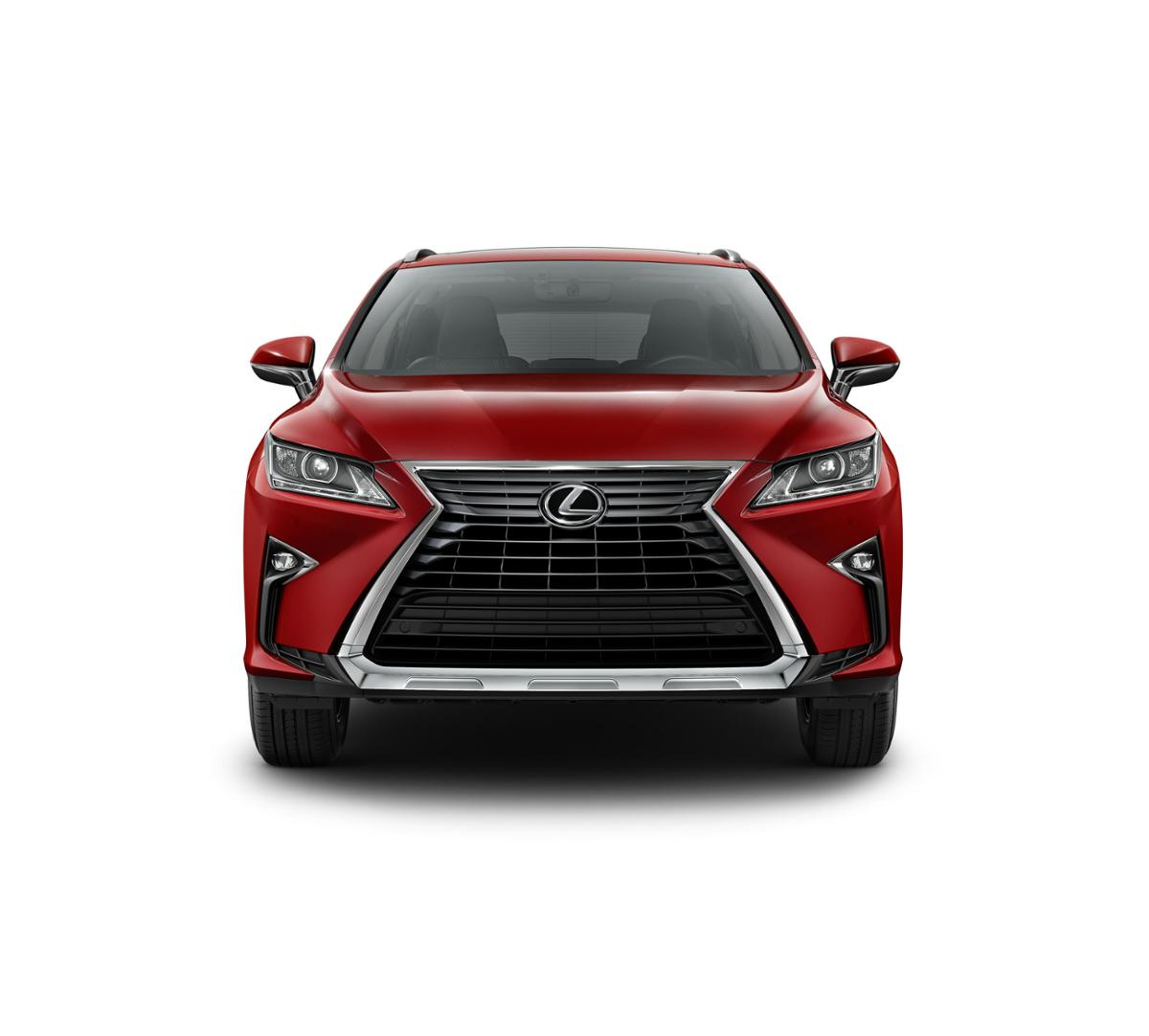 Lexus Rx 350 Lease: Dallas New 2019 Lexus RX 350 Matador Red Mica: Suv For
