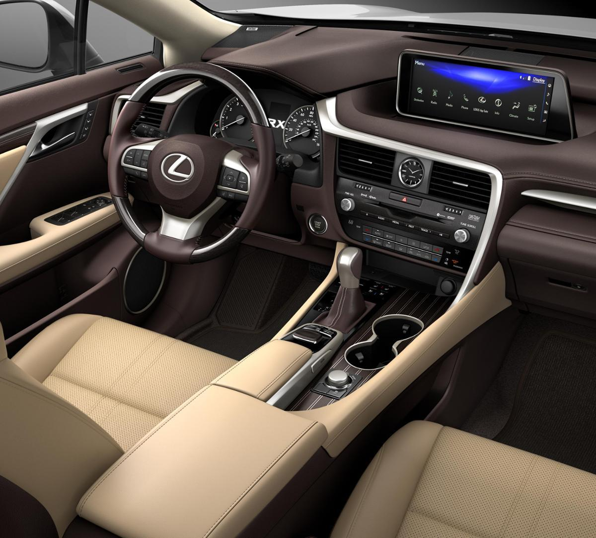 Lexus Rx 350 Lease: 2019 Lexus RX 350 For Sale In Oklahoma City