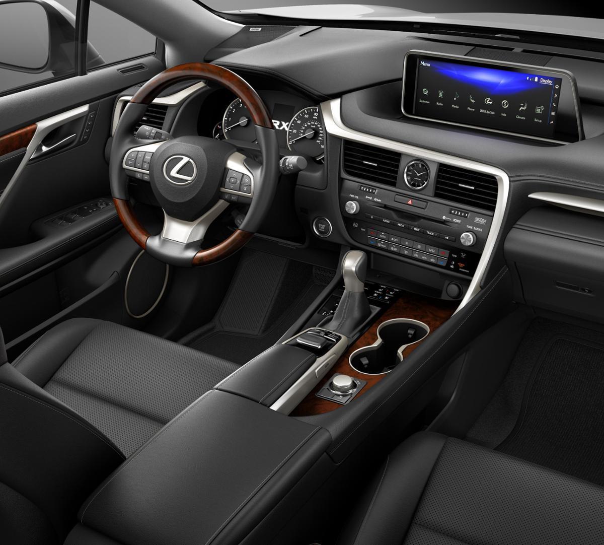 Lexus Rx 350 Lease: 2019 Lexus RX 350