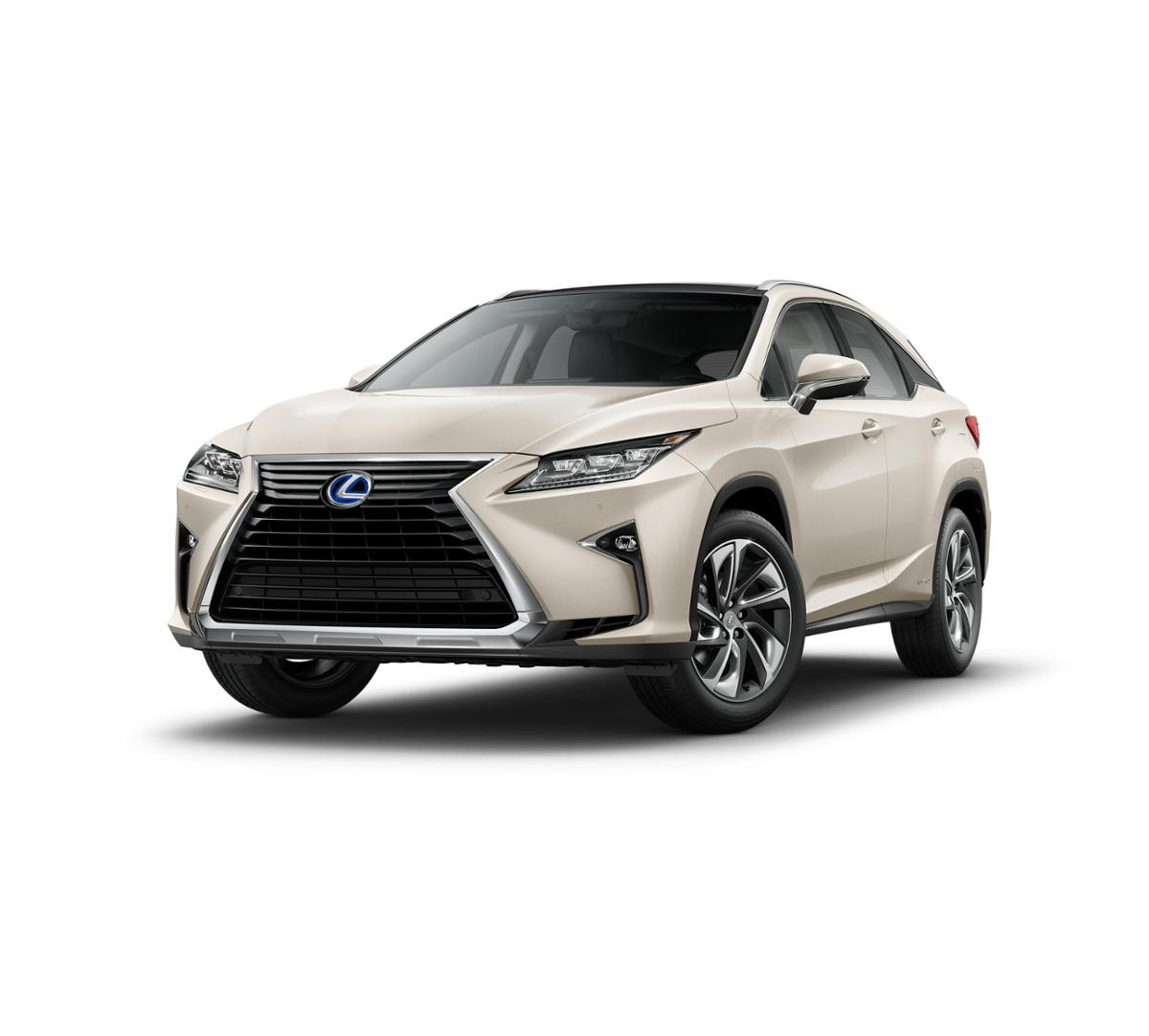 2019 Lexus RX 450h Vehicle Photo in Santa Barbara, CA 93105