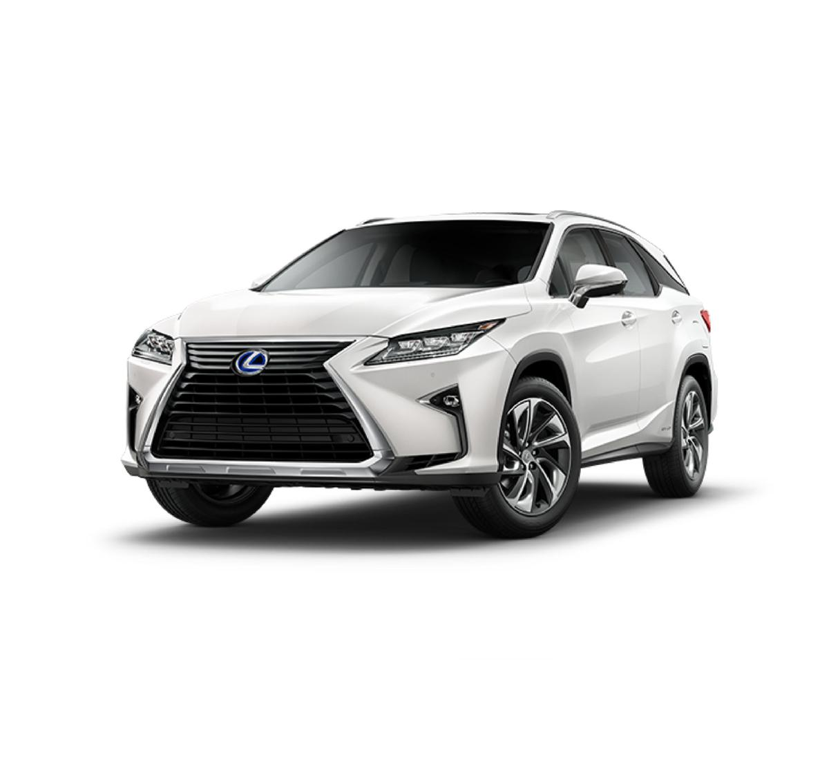 2019 Lexus RX 450hL Vehicle Photo in Henderson, NV 89011
