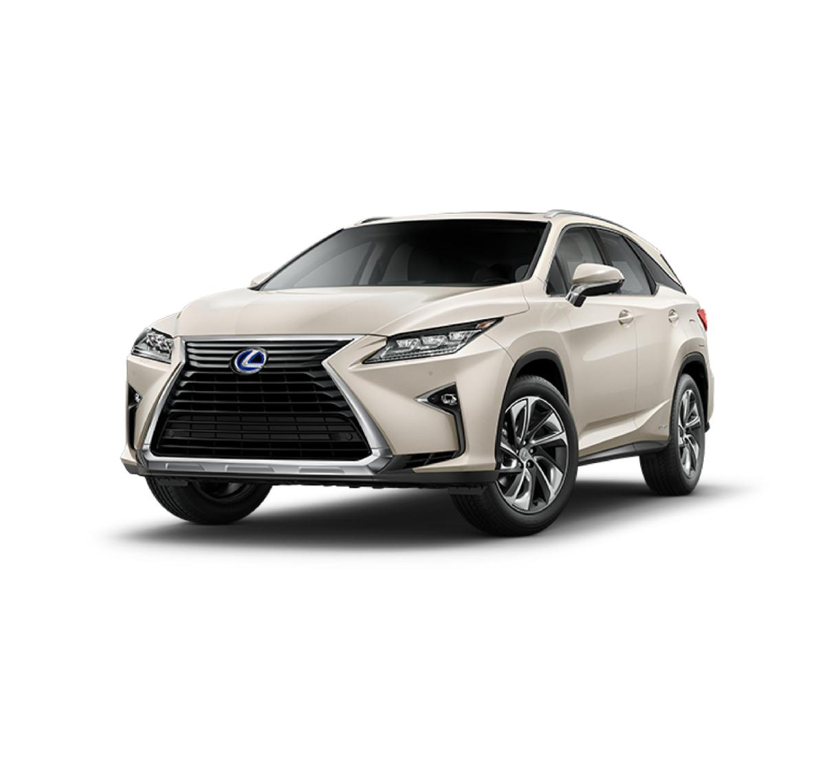 2019 Lexus RX 450hL Vehicle Photo in Las Vegas, NV 89146