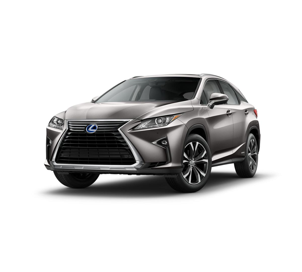 2019 Lexus RX 450h Vehicle Photo in Modesto, CA 95356