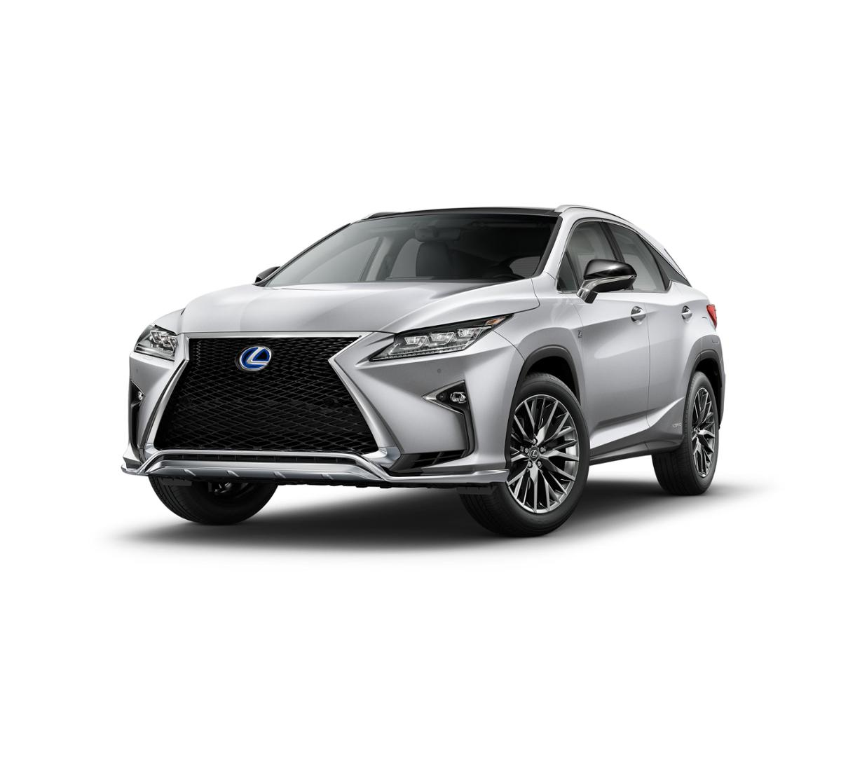 2019 Lexus RX 450h Vehicle Photo in Houston, TX 77546