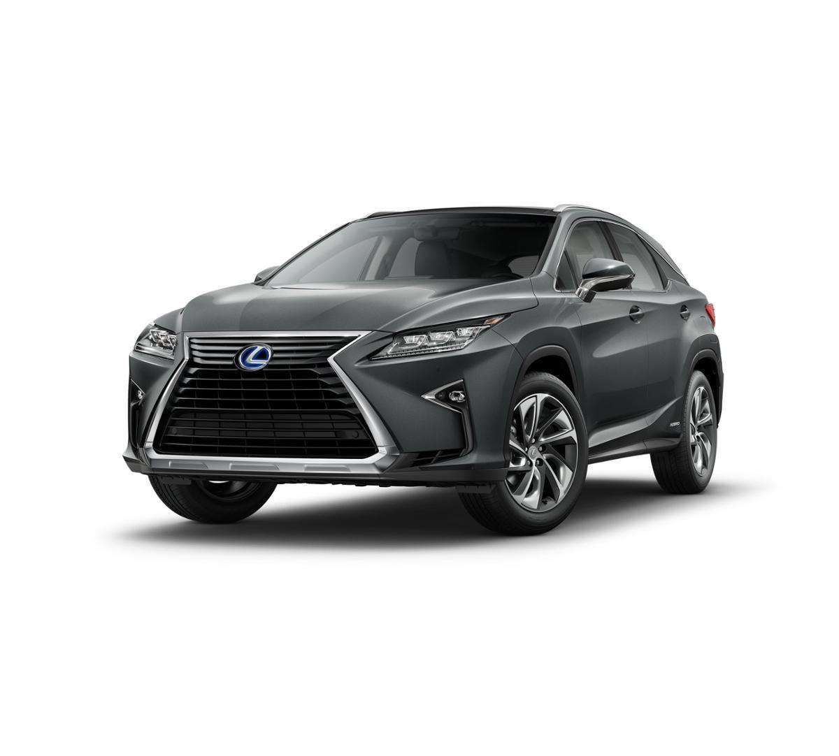 2019 Lexus RX 450h Vehicle Photo in Las Vegas, NV 89146