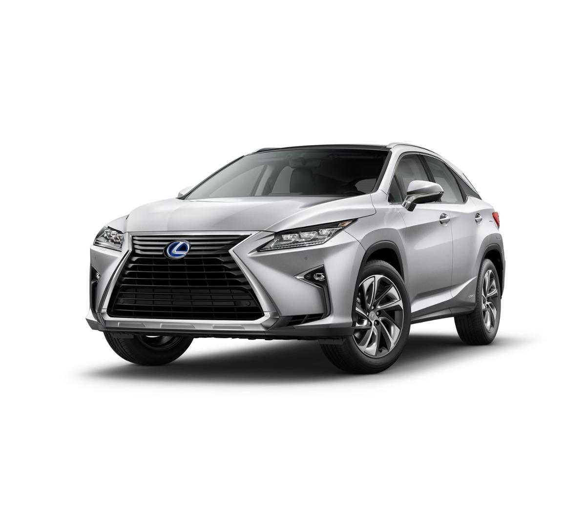 2019 Lexus Rx Hybrid: Anniston Lexus Dealership: Lexus Of Birmingham