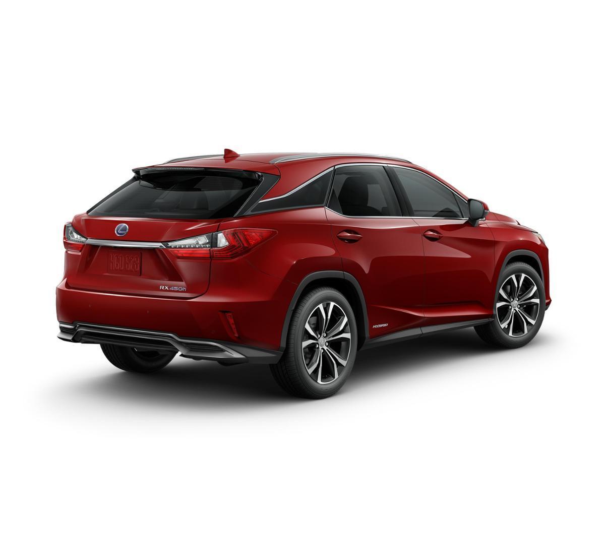 2019 Lexus Rx Hybrid: 2019 Lexus RX 450h For Sale In Edison