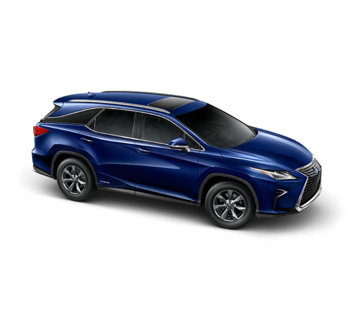 New Nightfall Mica 2019 Lexus RX 450hL in Cerritos, CA ...