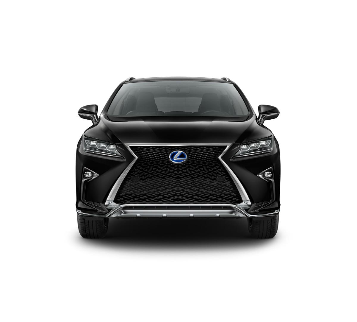 new 2019 obsidian lexus rx 450h for sale in white plains ny w19118. Black Bedroom Furniture Sets. Home Design Ideas