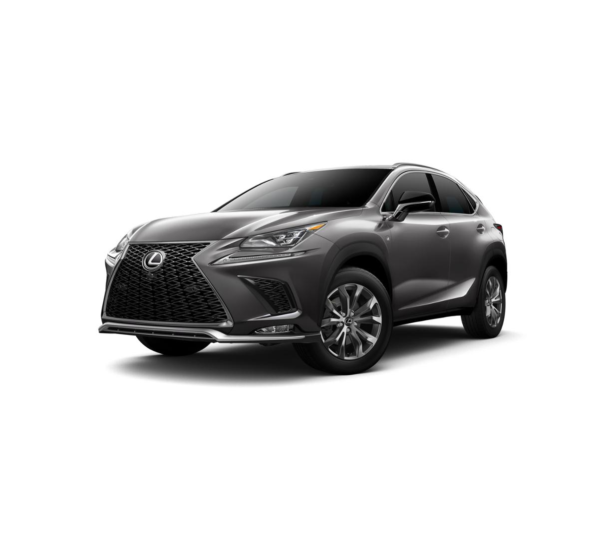 2019 Lexus NX 300 Vehicle Photo in Santa Barbara, CA 93105