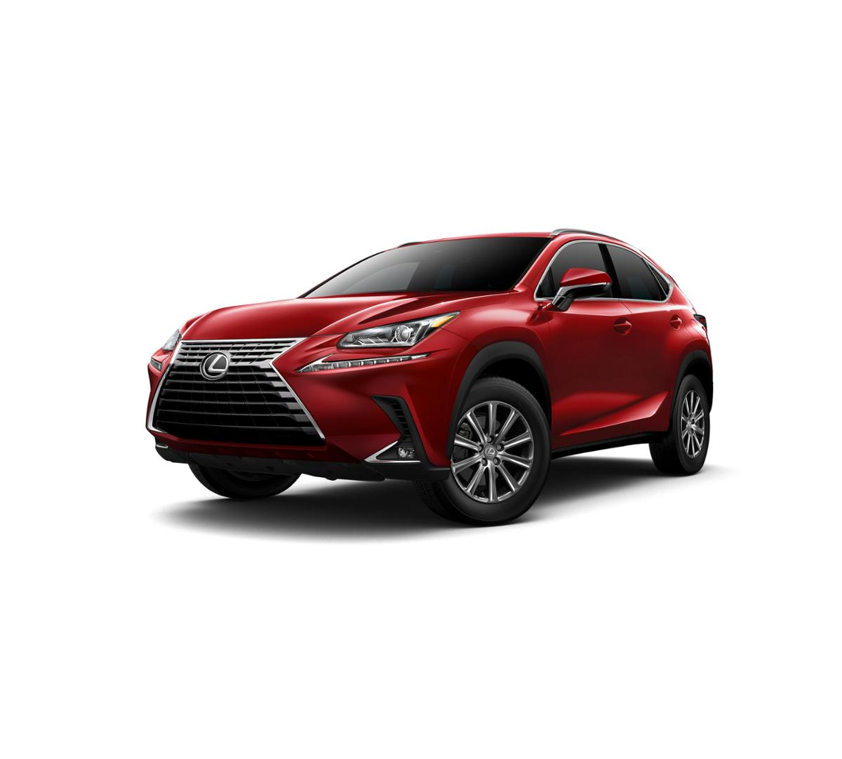 2019 Lexus NX 300 Vehicle Photo in White Plains, NY 10607