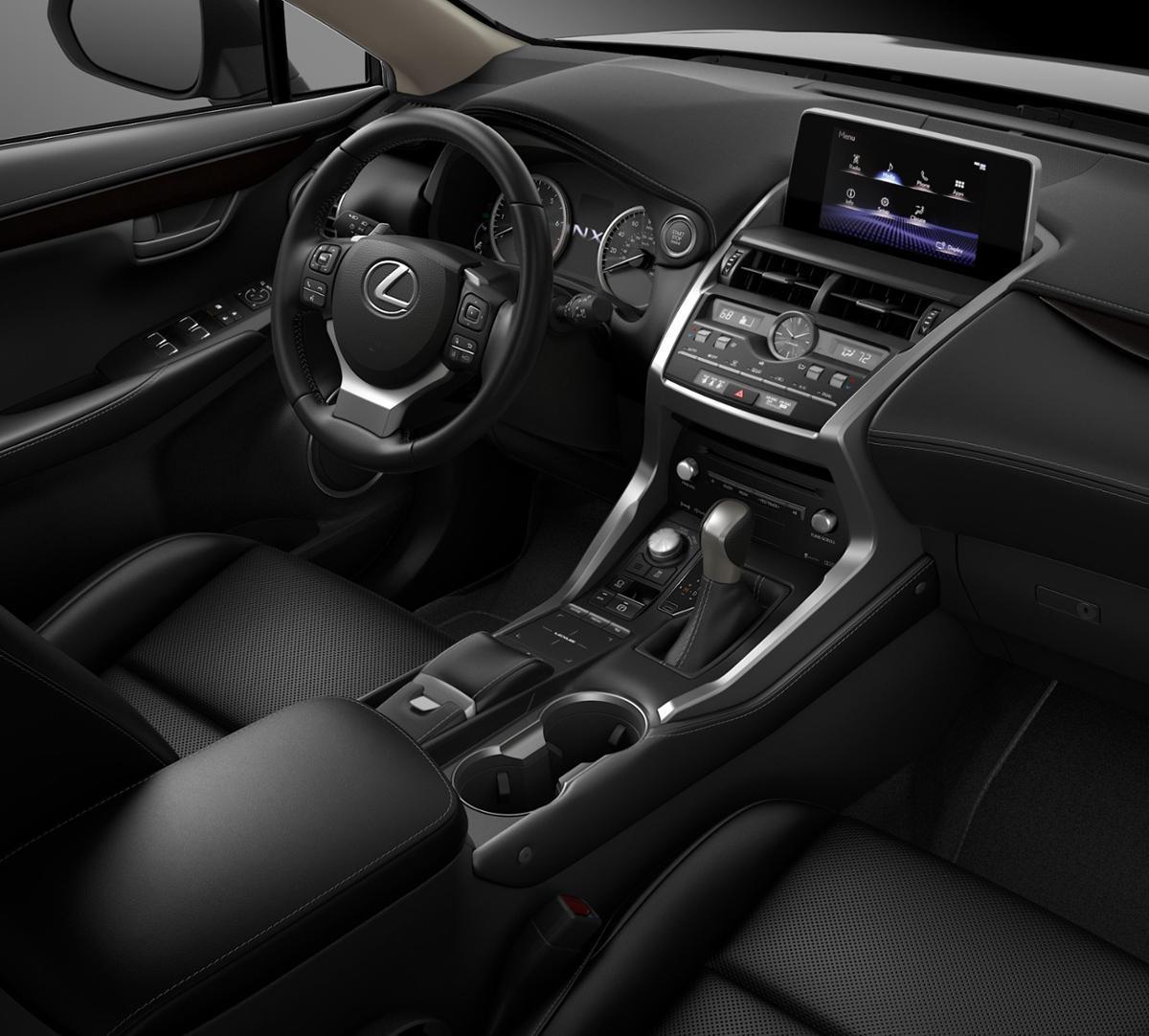 2019 Lexus NX 300 Matador Red Mica : New Suv For