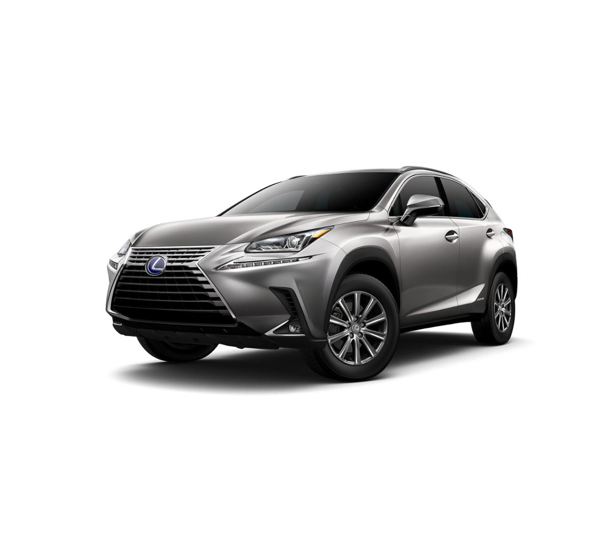 2019 Lexus NX 300h Vehicle Photo in Las Vegas, NV 89146