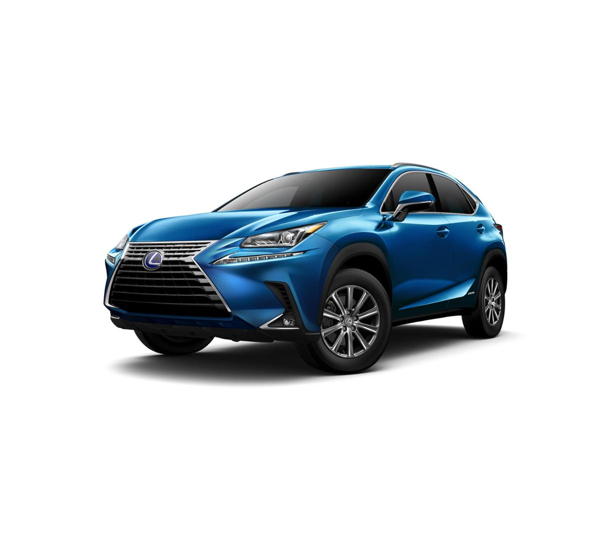 2019 Lexus NX 300h Vehicle Photo in Bedford, NH 03110