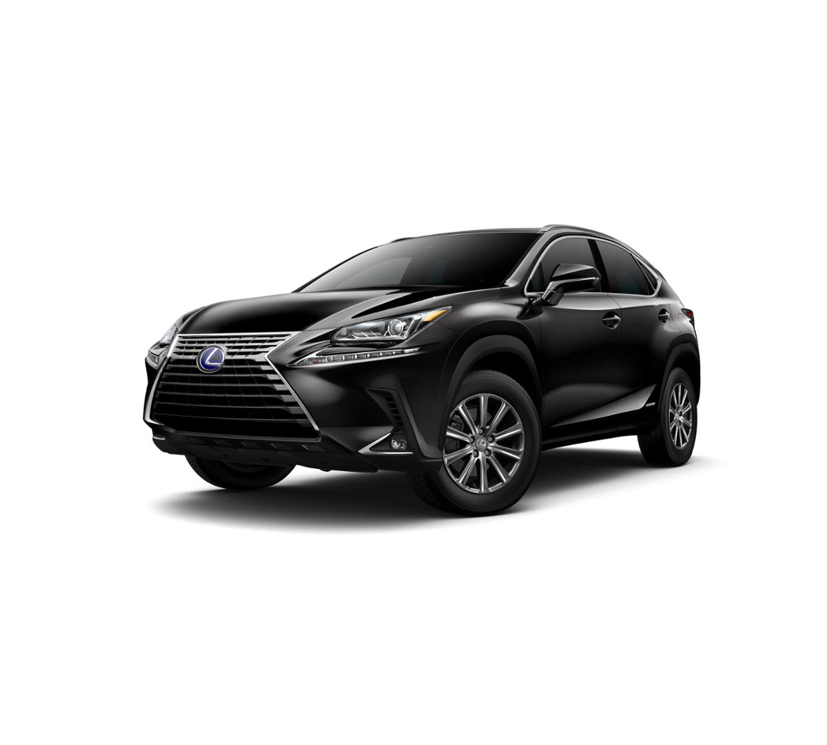 2019 Lexus NX 300h Vehicle Photo in Sacramento, CA 95821