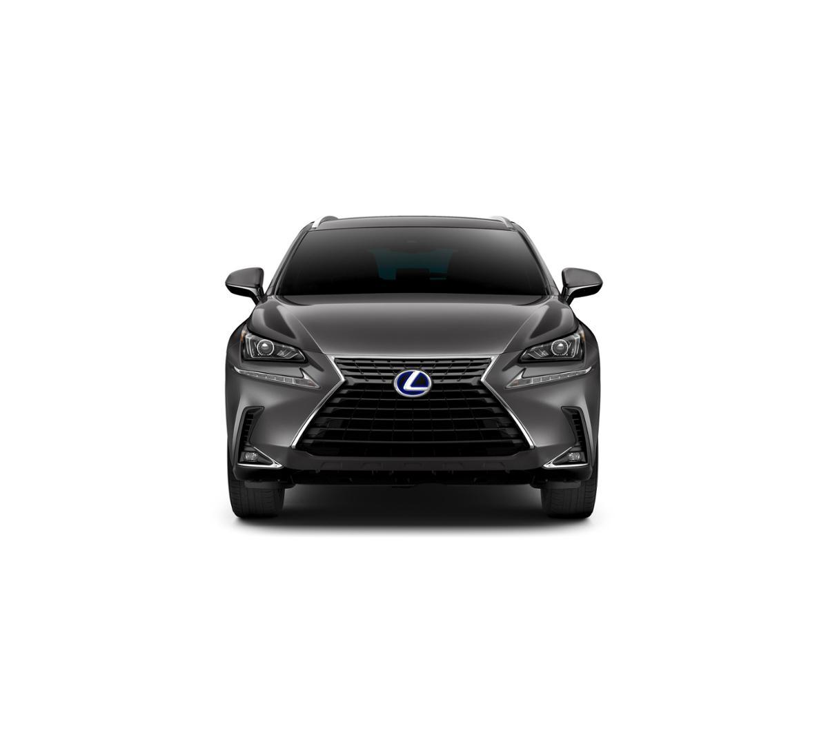 Lexus Nx300h Price: Brentwood Nebula Gray Pearl 2019 Lexus NX 300h: New Suv