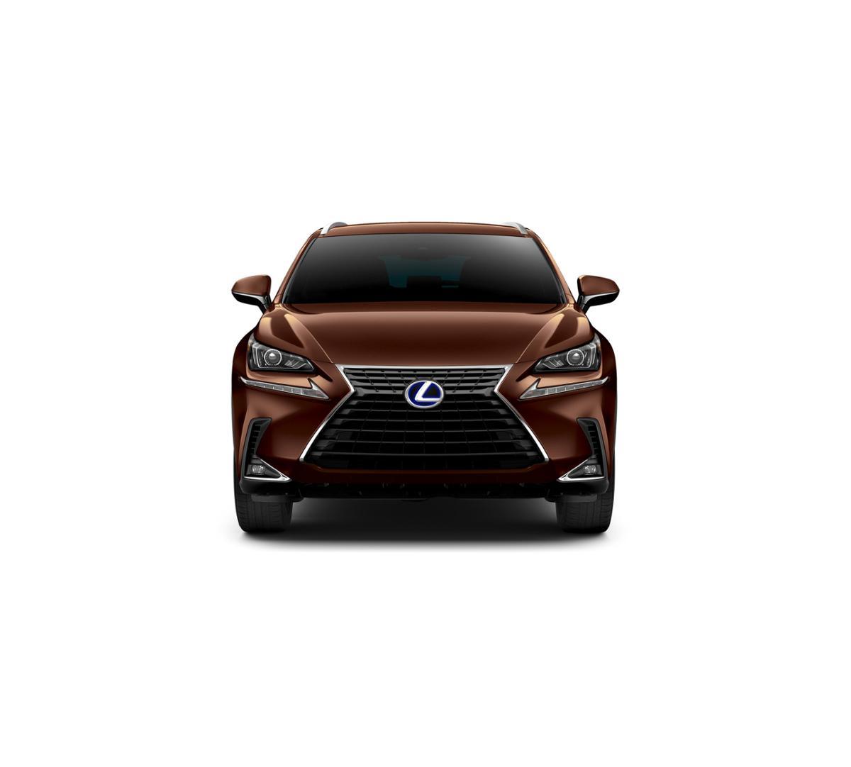 Lexus Nx300h Price: Towson Autumn Shimmer 2019 Lexus NX 300h: New Suv For Sale