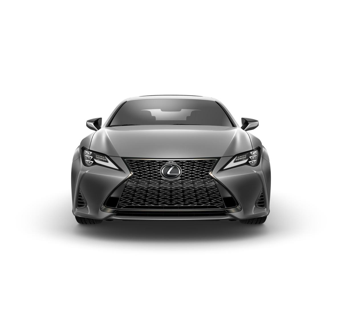 2019 Lexus RC 350 Vehicle Photo in El Monte, CA 91731