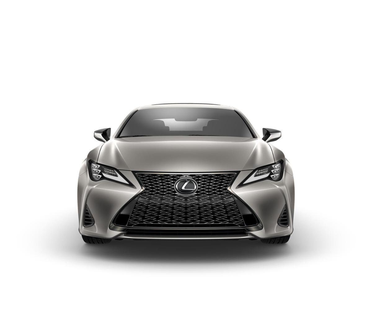 2019 Lexus RC 350 Vehicle Photo in Fort Worth, TX 76132