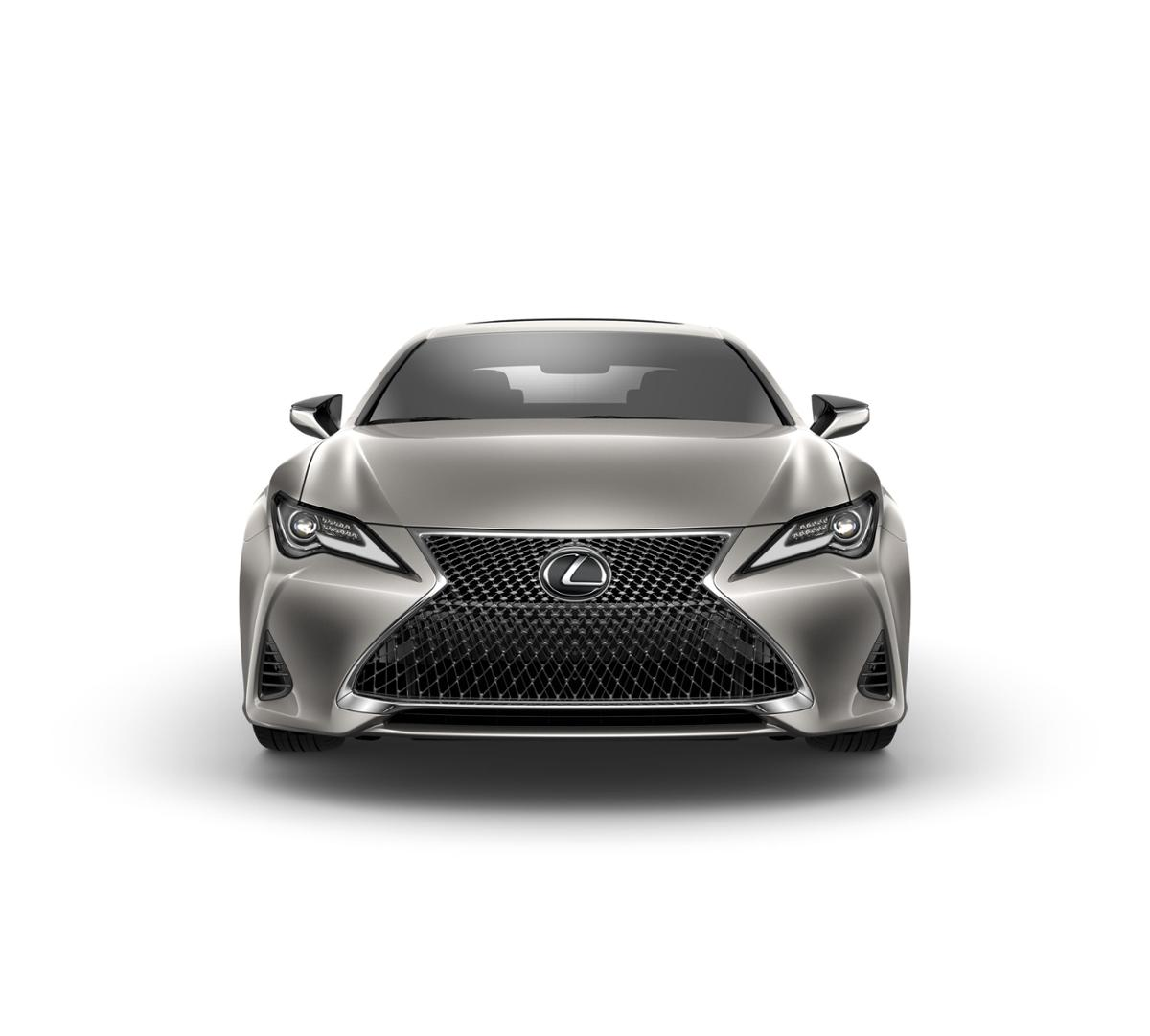 2019 Lexus RC 350 Vehicle Photo in Santa Monica, CA 90404