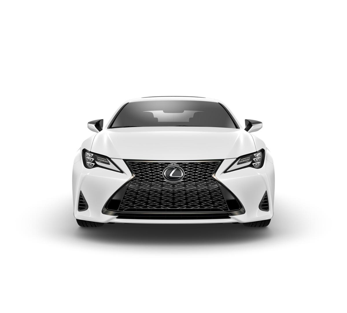 2019 Lexus RC 350 Vehicle Photo in Modesto, CA 95356