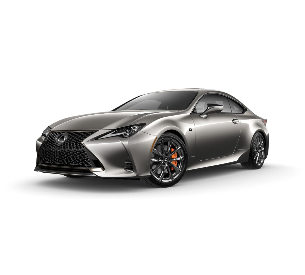 2014 Lexus Is F Sport For Sale: New Atomic Silver 2019 Lexus RC 350 F SPORT For Sale