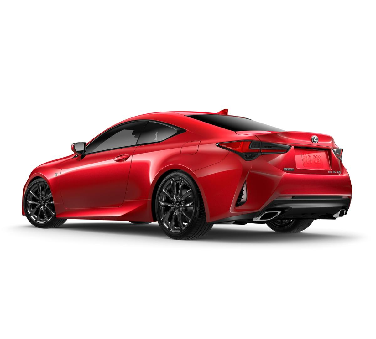 Lexus Rc 350 F Sport Price: Towson Infrared 2019 Lexus RC 350: New Car For Sale -Y22735