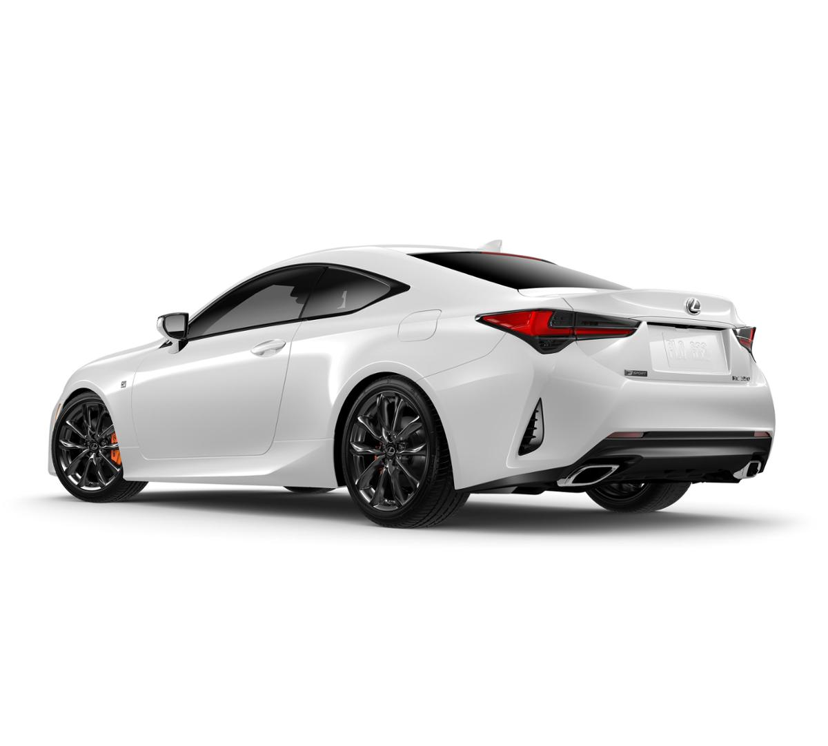 Lexus Rc 350 F Sport Price: New Ultra White 2019 Lexus RC 350 F SPORT In Clearwater