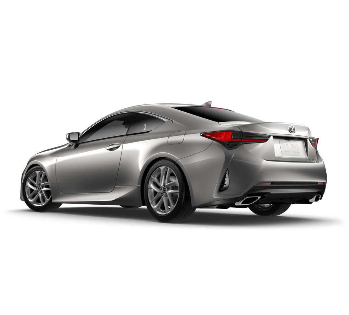 New 2019 Lexus RC 350 (Atomic Silver) for Sale in Houston ...