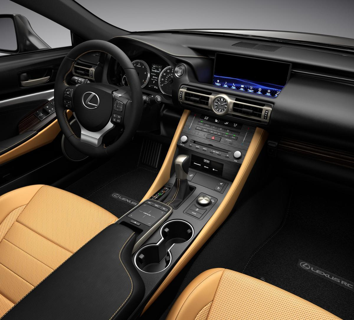 2019 Lexus Is Interior: New 2019 Lexus RC 300 For Sale In Farmingdale, NY