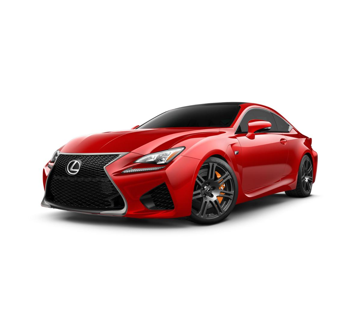 New 2018 Lexus Rc F For In Oakland At Coliseum Of