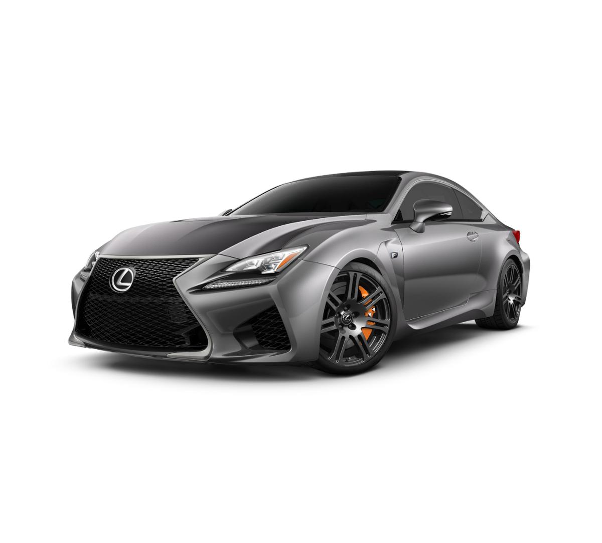 Towson Nebula Gray Pearl 2019 Lexus RC F: New Car For Sale
