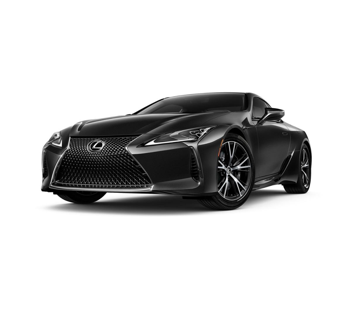 2019 Lexus LC 500 Vehicle Photo in Dallas, TX 75209