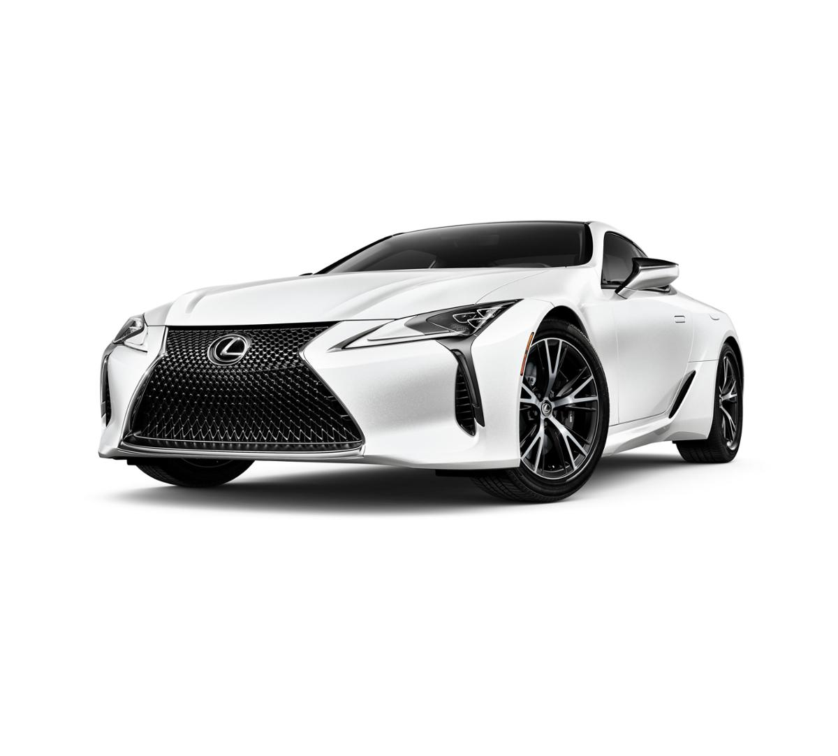 2019 Lexus LC 500 Vehicle Photo in Lakeway, TX 78734