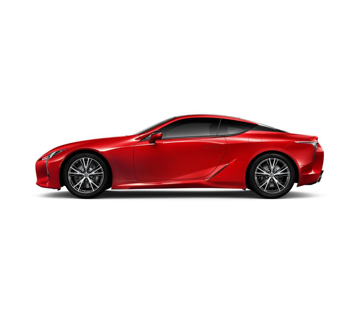 2019 Lexus Lc: New Infrared[INFRARED17] 2019 Lexus LC 500 In West Palm