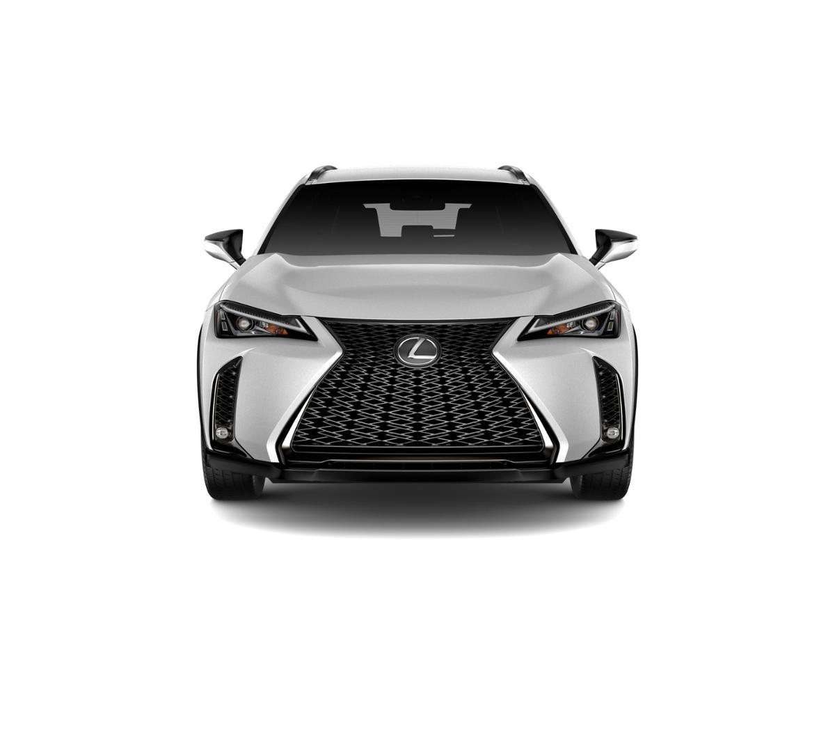 Dallas New 2019 Lexus UX 200 Silver Lining Metallic: Suv